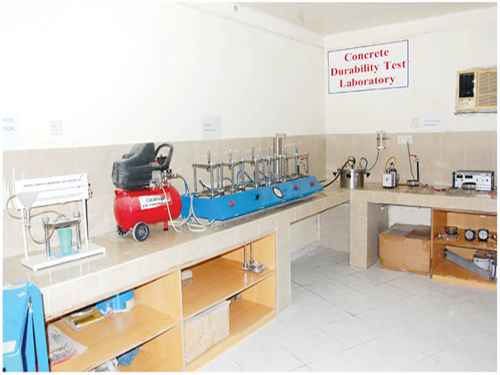 laboratory units for readymix concrete and block factory in ras al khaimah